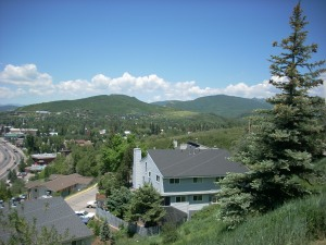 MM's view of Steamboat to the right