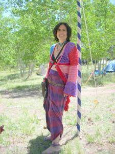 Anna-Liza Hippie Chick
